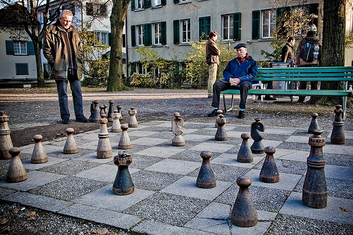 chess city